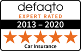 Car 5 star defaqto 2013-2020