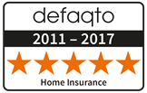 5 star defaqto for home insurance
