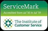 ServiceMark Claims service award
