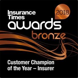 ITA 2018 Bronze Award logo