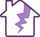 Buildings cover icon