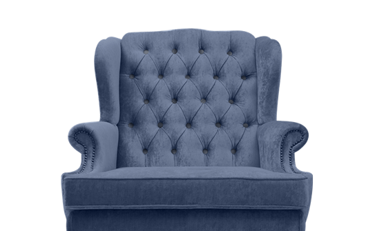 A grey chair