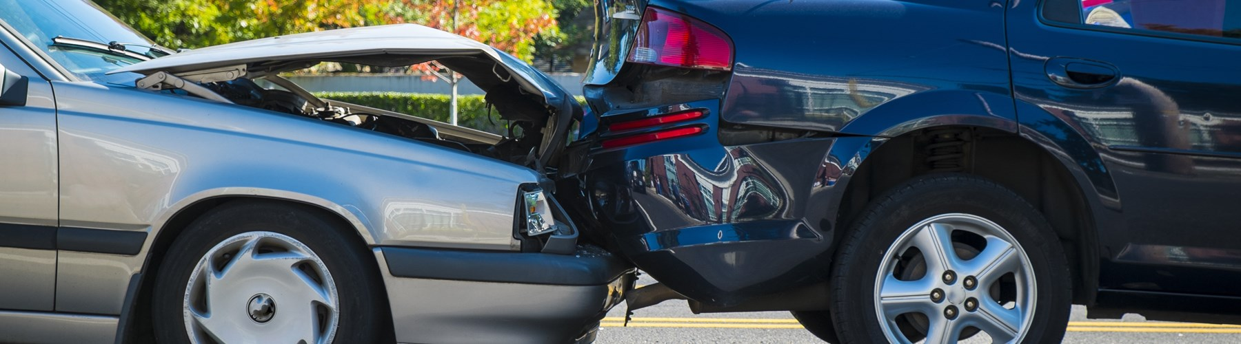cars in crash