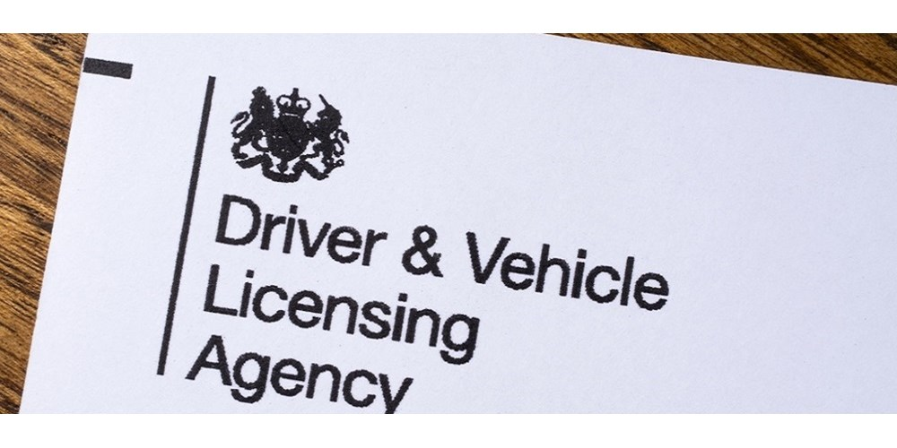 DVLA information booklet